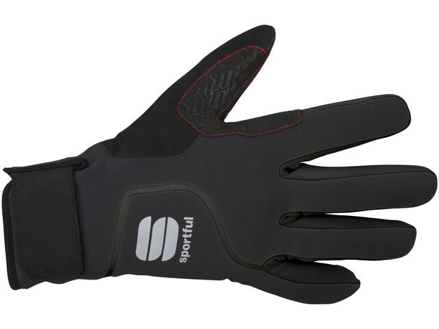 Sportful Sotto Zero Cykelhandsker sort | Handsker